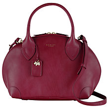 Buy Radley Nightingale Small Leather Grab Bag Online at johnlewis.com