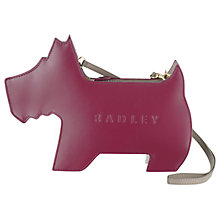 Buy Radley Medium Zip Top Shoulder Bag Online at johnlewis.com