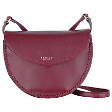 Buy Radley Paternoster Small Leather Across Body Bag Online at johnlewis.com