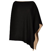 Buy Winser London Merino Wool Reversible Poncho Online at johnlewis.com