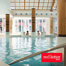 Buy Red Letter Days Champneys Top To Toe Pamper Day Online at johnlewis.com