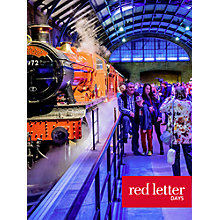 Buy Red Letter Days Harry Potter Tour & Afternoon Tea Online at johnlewis.com