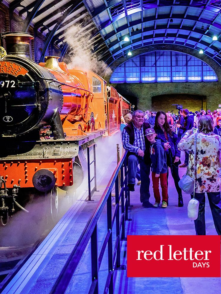 Red Letter Days Red Letter Days Harry Potter Tour & Afternoon Tea