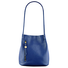 Buy Radley Seymour Large Leather Bucket Shoulder Bag Online at johnlewis.com