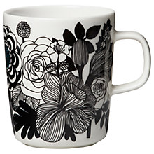Buy Marimekko Siirtolapuutarha Mug, Green Online at johnlewis.com