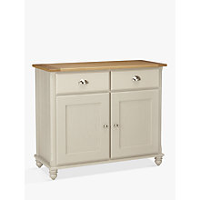 Buy John Lewis Audley Small Sideboard Online at johnlewis.com