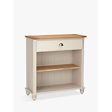 Buy John Lewis Audley Small Bookshelf Online at johnlewis.com