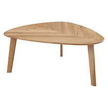 Buy Ebbe Gehl for John Lewis Mira Leaf Table, Large Online at johnlewis.com