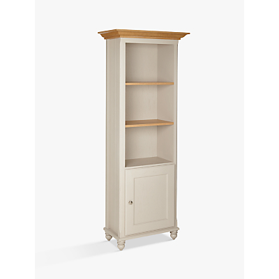 John Lewis Audley Bookcase with Cupboard