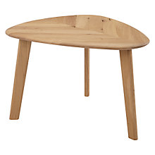 Buy Ebbe Gehl for John Lewis Mira Leaf Table, Medium Online at johnlewis.com