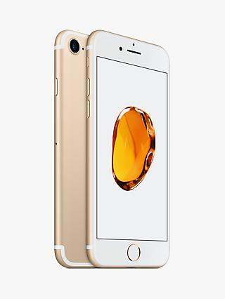 "Apple iPhone 7, iOS 10, 4.7"", 4G LTE, SIM Free, 32GB"