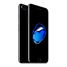 "Buy Apple iPhone 7 Plus, iOS 10, 5.5"", 4G LTE, SIM Free, 256GB Online at johnlewis.com"
