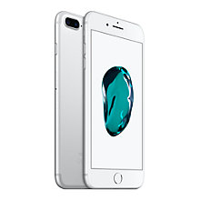 "Buy Apple iPhone 7 Plus, iOS 10, 5.5"", 4G LTE, SIM Free, 32GB Online at johnlewis.com"