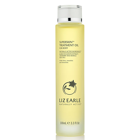 Liz earle oil