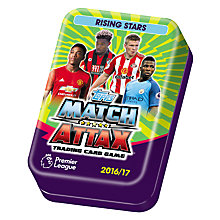 Buy Match Attax Barclays Premier League 2016/17 Trading Card Game Mega Tin, Assorted Online at johnlewis.com