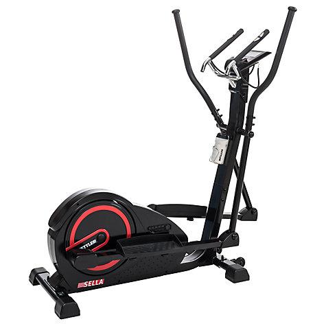 buy kettler sport sella cross trainer black red john lewis. Black Bedroom Furniture Sets. Home Design Ideas