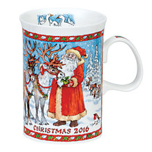 Buy Dunoon 2016 Christmas Mug Online at johnlewis.com