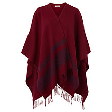 Buy L.K. Bennett Claren Wool Cashmere Scarf Online at johnlewis.com