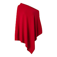 Buy East Merino Wool Knitted Poncho Online at johnlewis.com