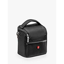 Buy Manfrotto Advanced A3 Camera Shoulder Bag for CSCs, Black Online at johnlewis.com
