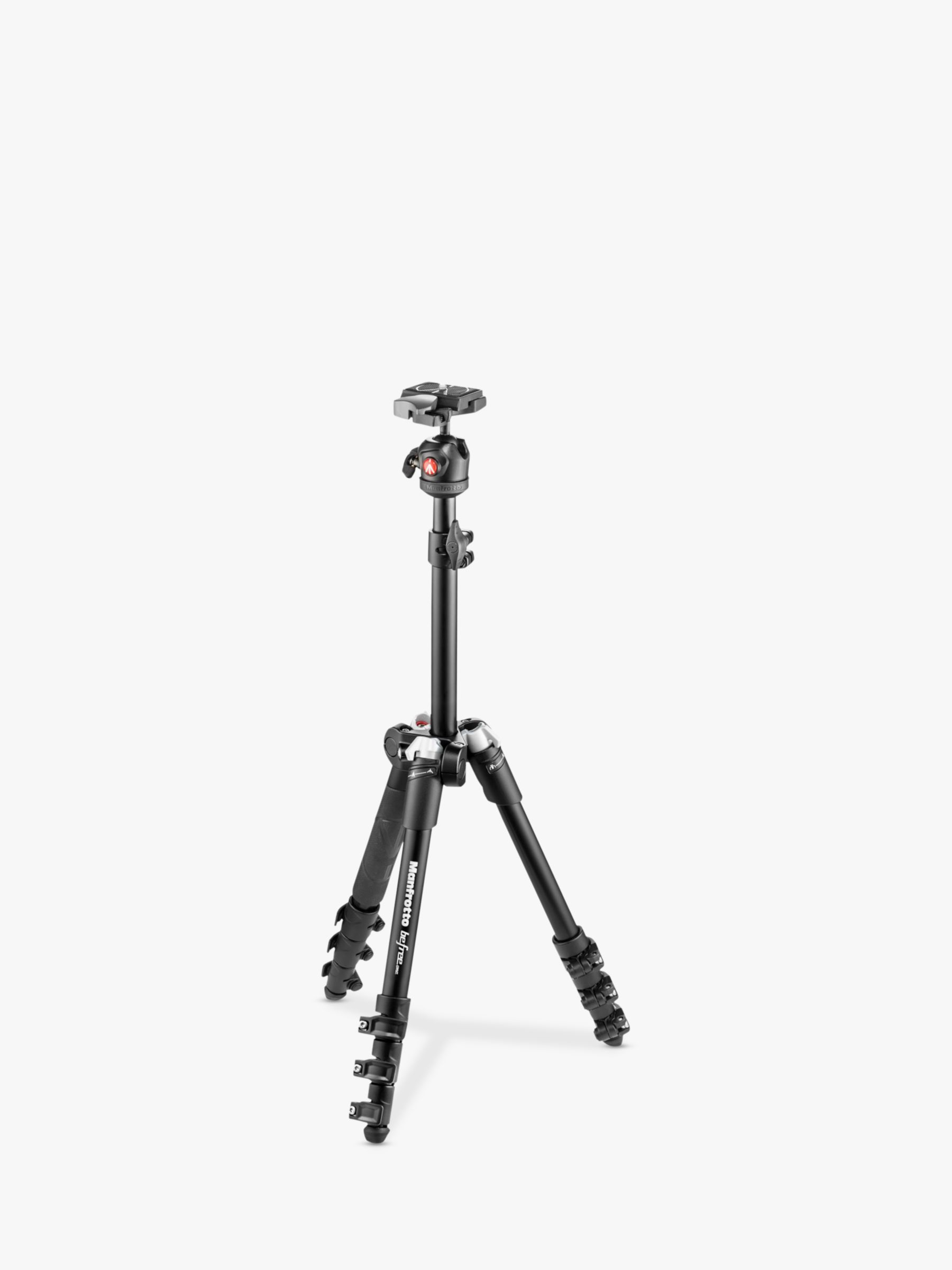 Manfrotto Manfrotto BeFree One Aluminium Travel Tripod with Head, Black