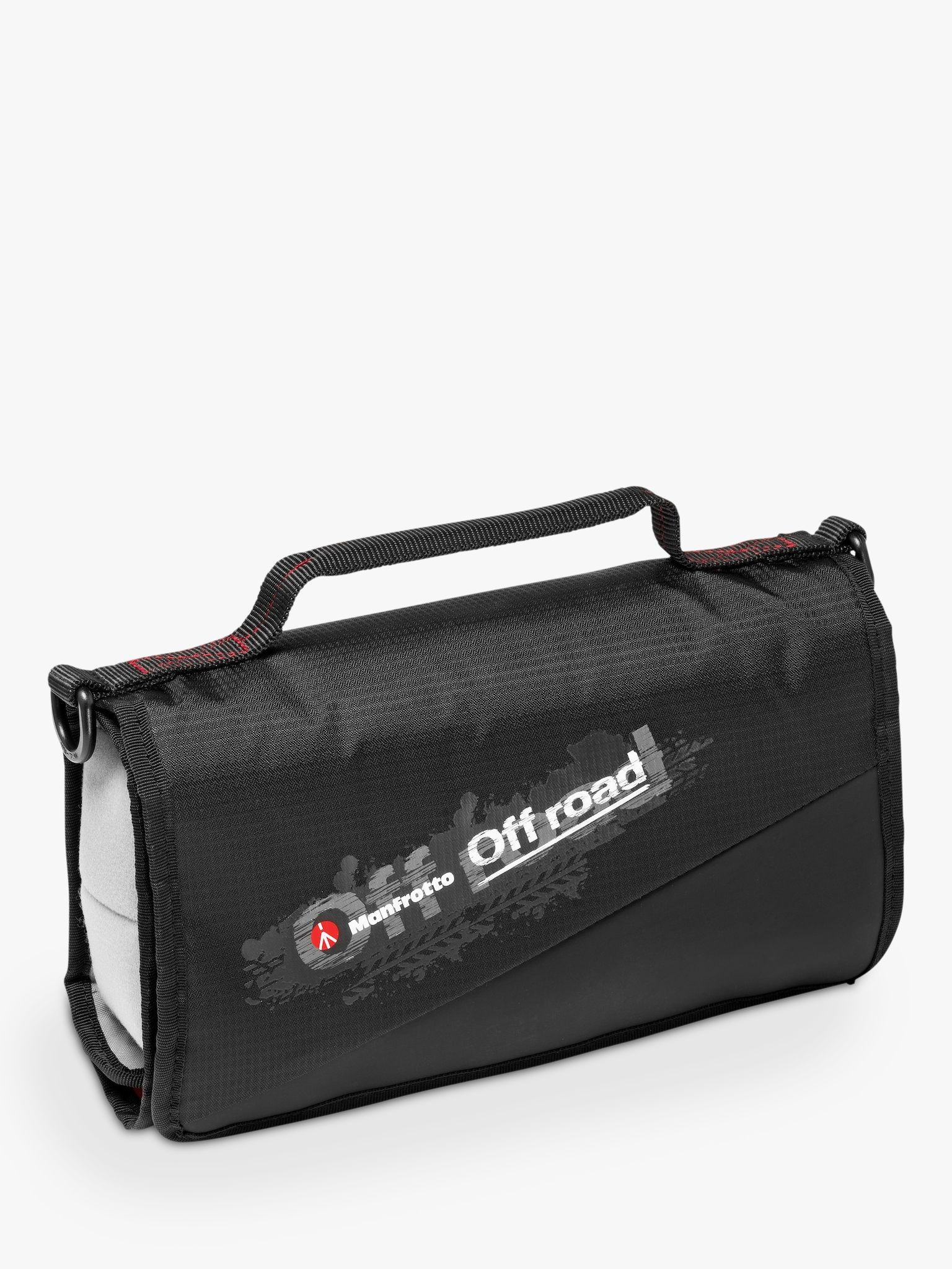Manfrotto Manfrotto Off Road Stunt Roll Organiser for Action Cameras, Black