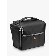 Buy Manfrotto Advanced A6 Camera Shoulder Bag for DSLRs & CSCs, Black Online at johnlewis.com