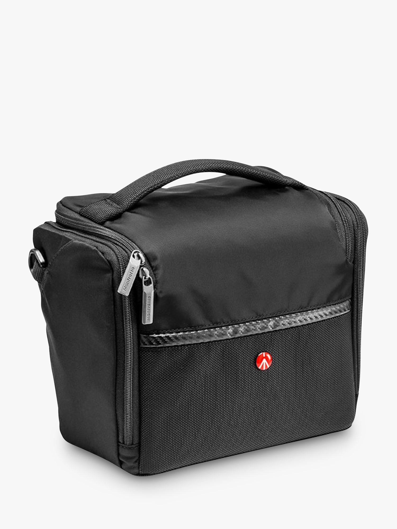 Manfrotto Manfrotto Advanced A6 Camera Shoulder Bag for DSLRs & CSCs, Black