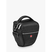 Buy Manfrotto Advanced Camera Holster S for DSLRs/CSCs, Black Online at johnlewis.com