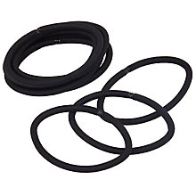 Buy Seamless Hair Elastics, 17 Pack Online at johnlewis.com