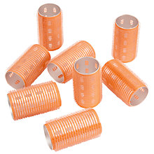 Buy Medium Velcro Thermal Hair Rollers, 8 Pack Online at johnlewis.com