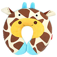 Buy Skip Hop Neck Rest Giraffe Travel Pillow Online at johnlewis.com