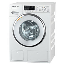 Buy Miele WMH122WPS, Freestanding Washing Machine, 9kg Load, A+++ Energy Rating, 1600rpm Spin, Whit Online at johnlewis.com