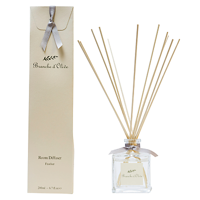Image of Branche D'Olive Feather Diffuser, 200ml