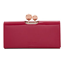 Buy Ted Baker Kimmiko Etched Bobble Leather Matinee Purse Online at johnlewis.com