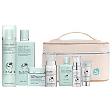 Buy Liz Earle Cleanse & Polish™, Skin Tonic, Moisturiser and Eye Cream with Gift Online at johnlewis.com