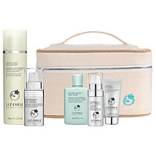 Buy Liz Earle Face Exfoliator and Eye Cream with Gift Online at johnlewis.com