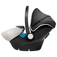 Buy Silver Cross Simplicity Group 0+ Baby Car Seat, Silver/Black Online at johnlewis.com