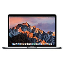 "Buy New Apple MacBook Pro with Touch Bar, Intel Core i5, 8GB RAM, 256GB,13.3"" Online at johnlewis.com"
