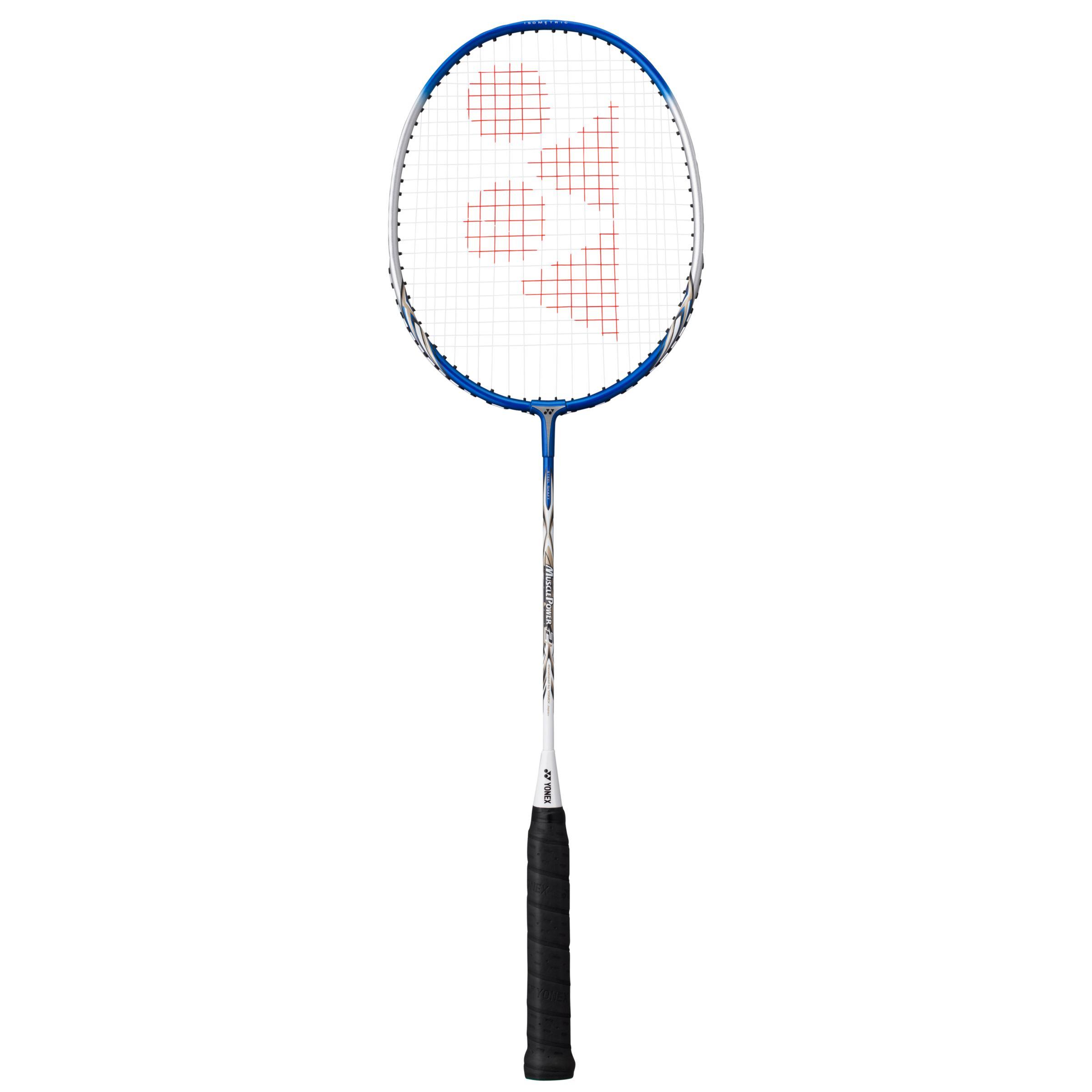 Yonex Yonex Muscle Power 2 Badminton Racquet, Blue/Silver
