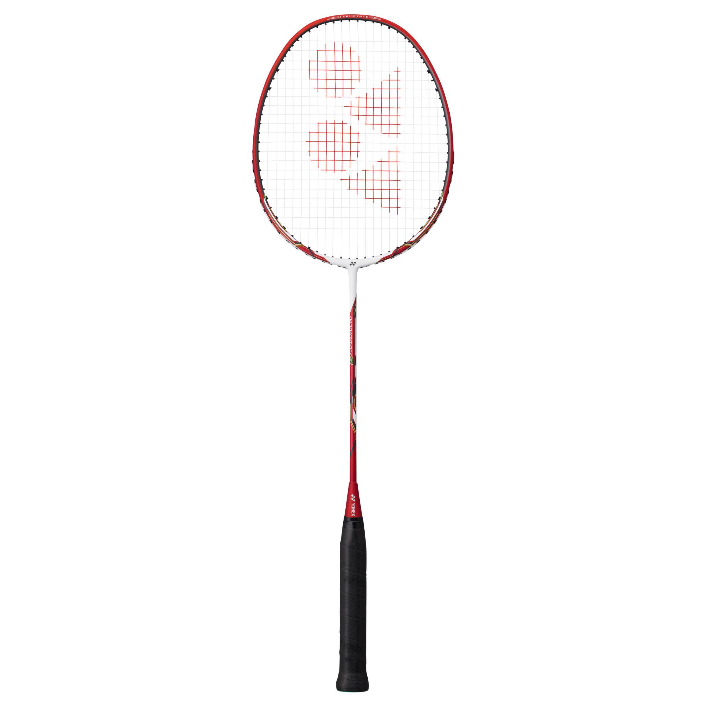 Yonex Yonex Nanoray 9 Badminton Racquet, Red