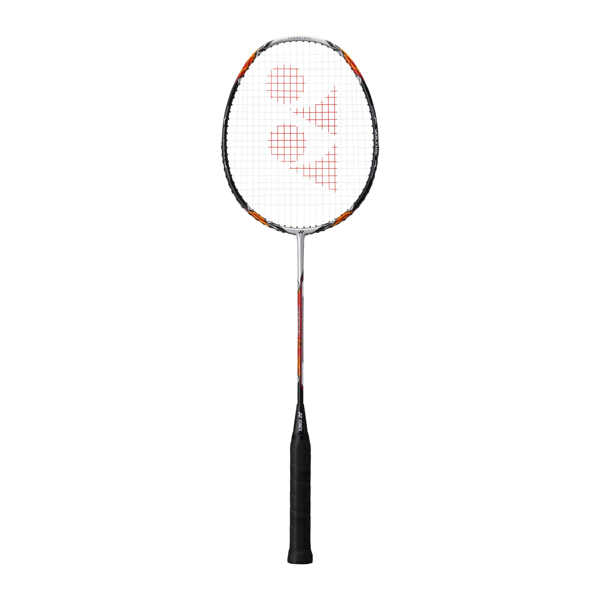 Yonex Yonex Voltric 1TR Badminton Racquet, Silver/Red