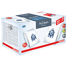 Buy Miele XXL Dust Bag Multipack Online at johnlewis.com