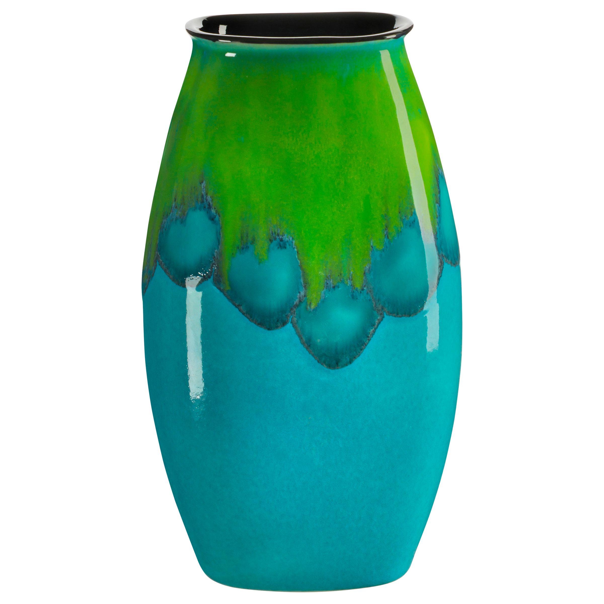 Poole Pottery Poole Pottery Tallulah Manhattan Vase, H26cm