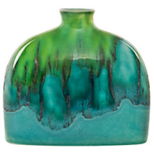 Buy Poole Pottery Tallulah Bottle Vase, Small, H12cm Online at johnlewis.com