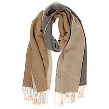 Buy Mint Velvet Blanket Scarf, Multi Online at johnlewis.com