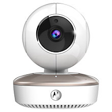 Buy Motorola Smart Nursery Camera Online at johnlewis.com