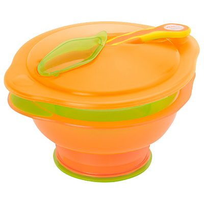 Vital Baby Unbelievabowl Travel Suction Bowl