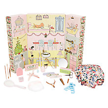 Buy The Vintage Cosmetic Company Luxury Beauty Advent Calendar Online at johnlewis.com