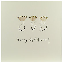Buy Ruth Jackson Three Kings Christmas Card Online at johnlewis.com
